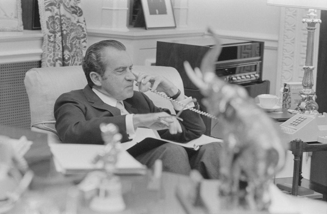 The Vietnam War - Aflevering 9: Richard Nixon 1991 - (c) Richard Nixon Presidential Library