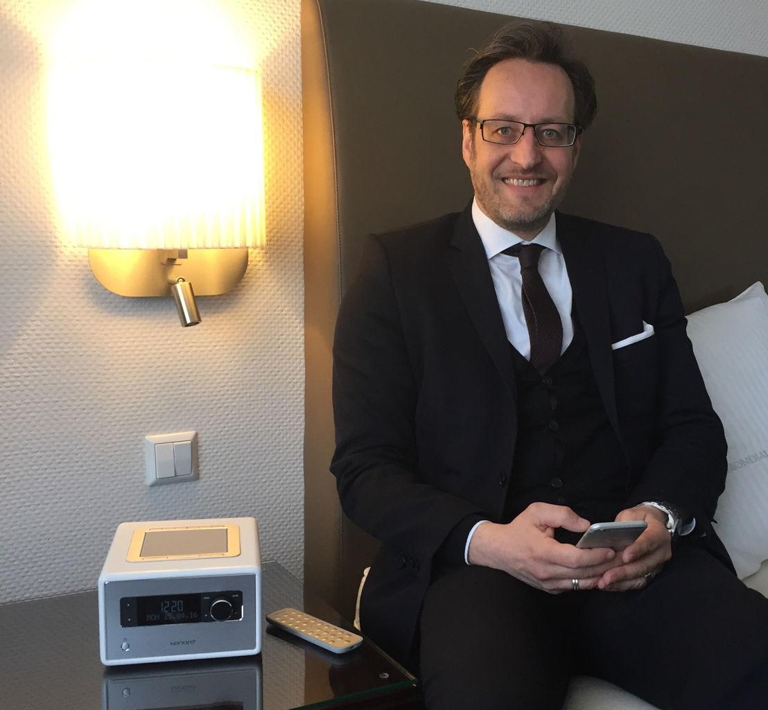 Christian von Rumohr, Geschäftsführender Direktor Hotel Mondial Berlin