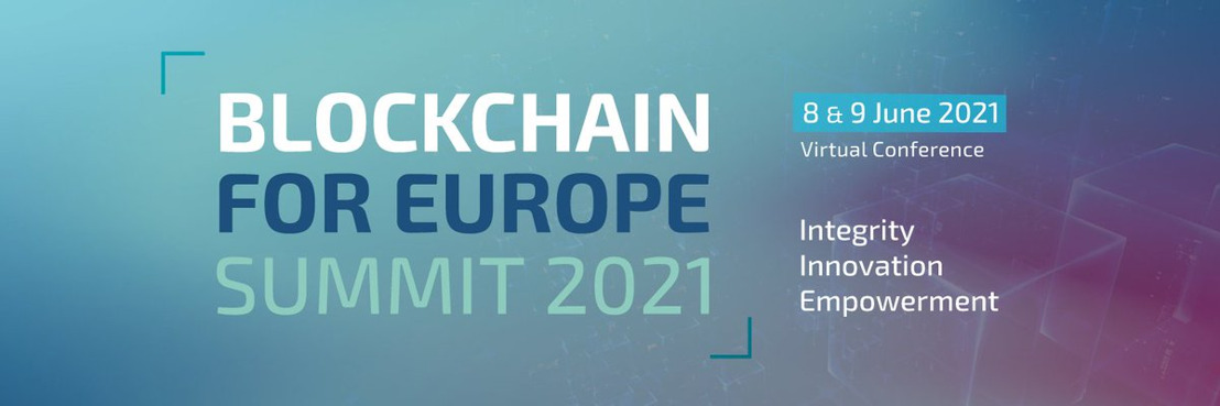ETN-Network CEO and Founder invited to panel on blockchain for social impact at Blockchain for Europe Summit 2021