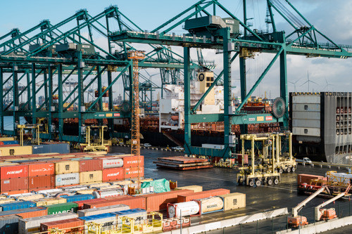 Suez incident: Port of Antwerp anticipates busy terminals where possible