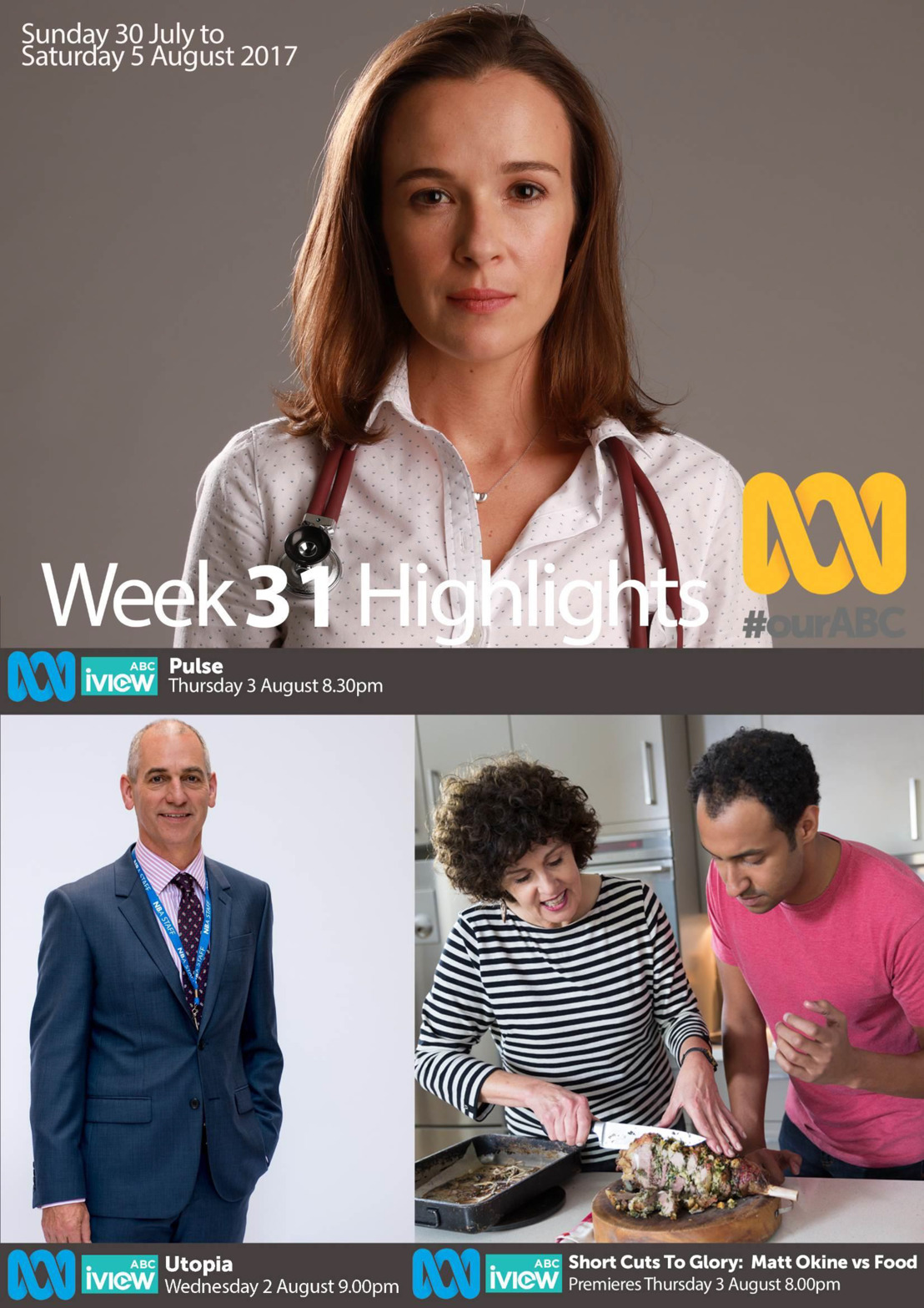 ABC Program Highlights - Week 31