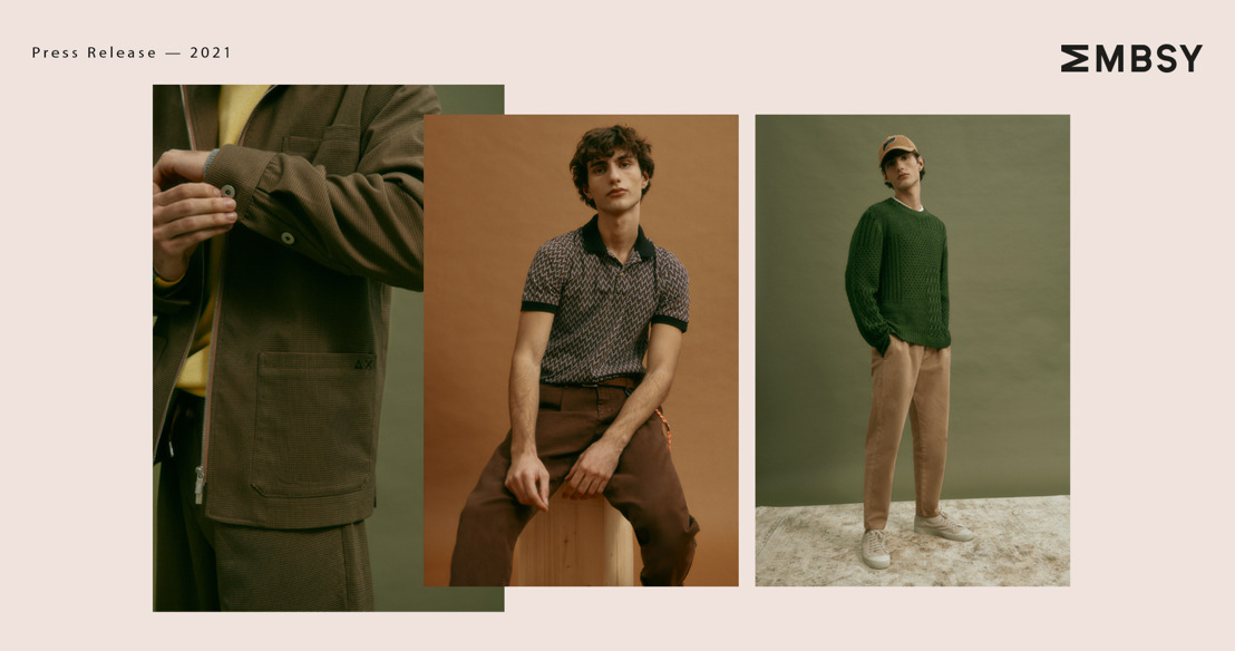 Inspired by the Folk Lands: natural colors in SUN68 FW21/22 collection