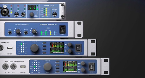RME Ensures Compatibility with New macOS Catalina