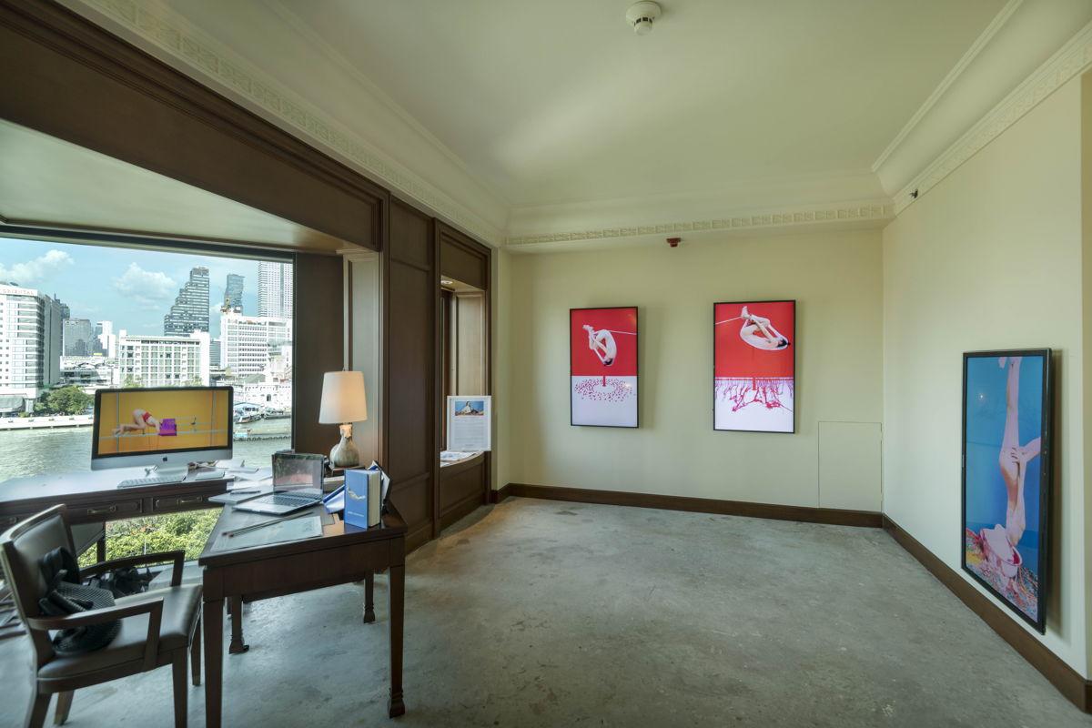 'Artist in Residence', Kawita Vatanajyangkur' Studio