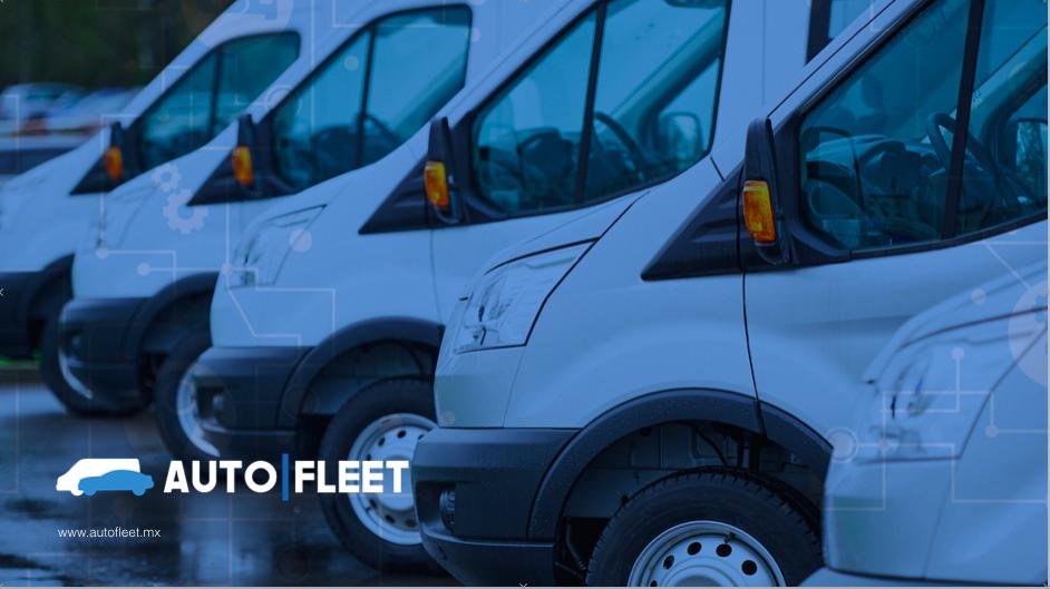 Auto Fleet - Gestión Inteligente de Flotillas