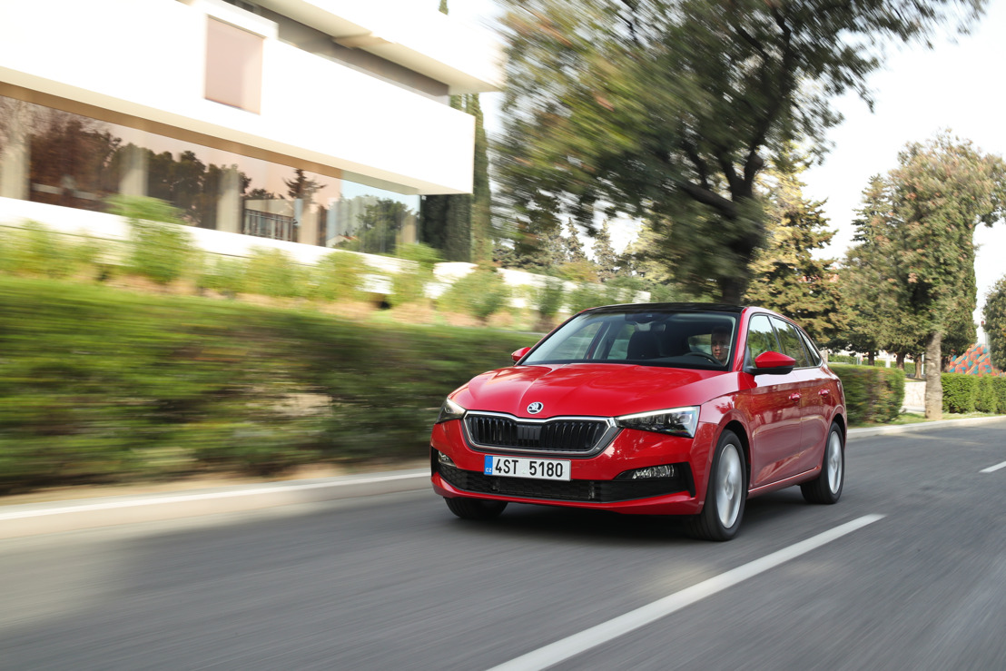 ŠKODA AUTO increases operating profit and sales revenue in the first half of 2019