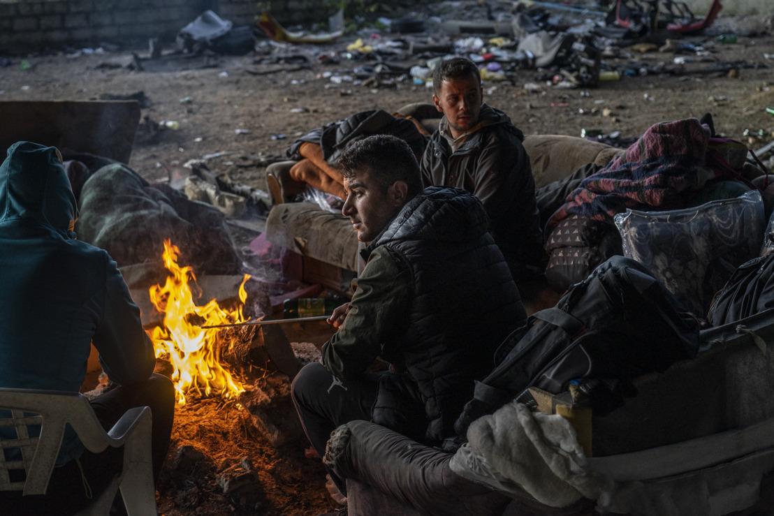 Bosnien: Ärzte ohne Grenzen fordert Schliessung des Flüchtlingslagers Vucjak