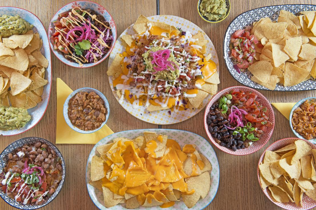 Deux restaurants virtuels de nachos ouvrent le temps d'une semaine à Bruxelles, Waterloo et Liège