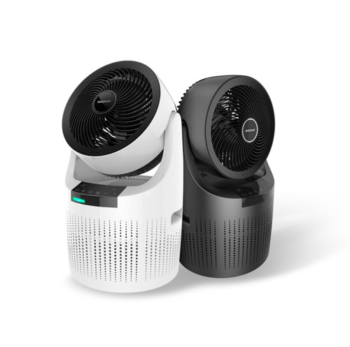 "AcerPure Inc. Announces ""acerpure cool"", a 2-in-1 Air Circulator and Purifier"