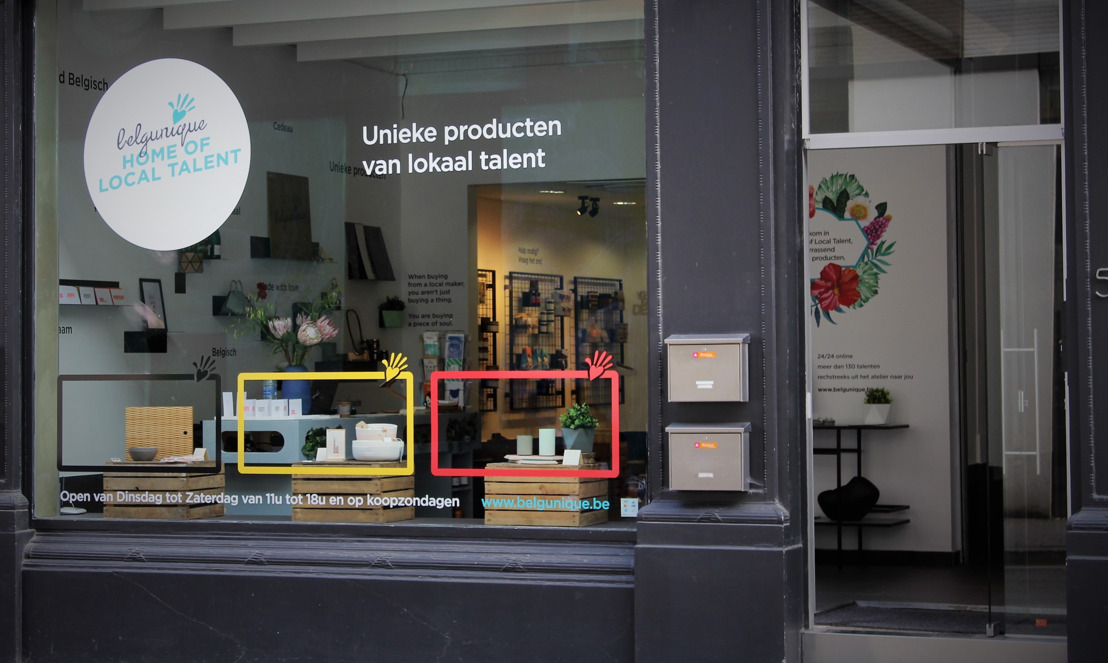 Belgunique opent flagshipstore in Antwerpen