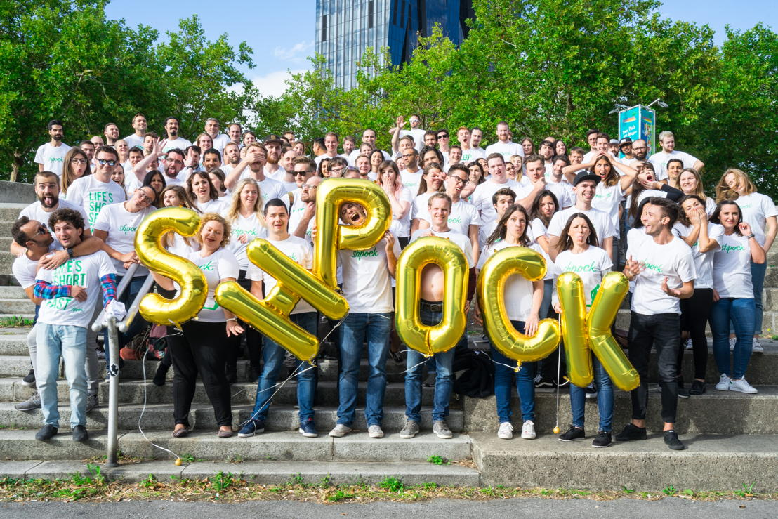 Shpock team picture