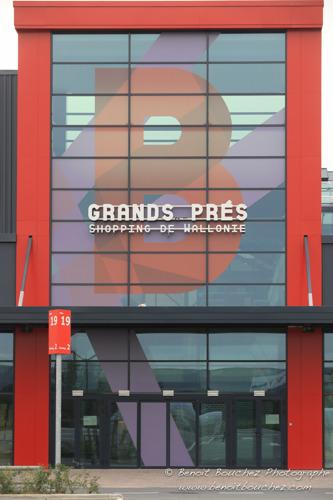 Les Grands Prés wordt grootste winkelcentrum van Benelux