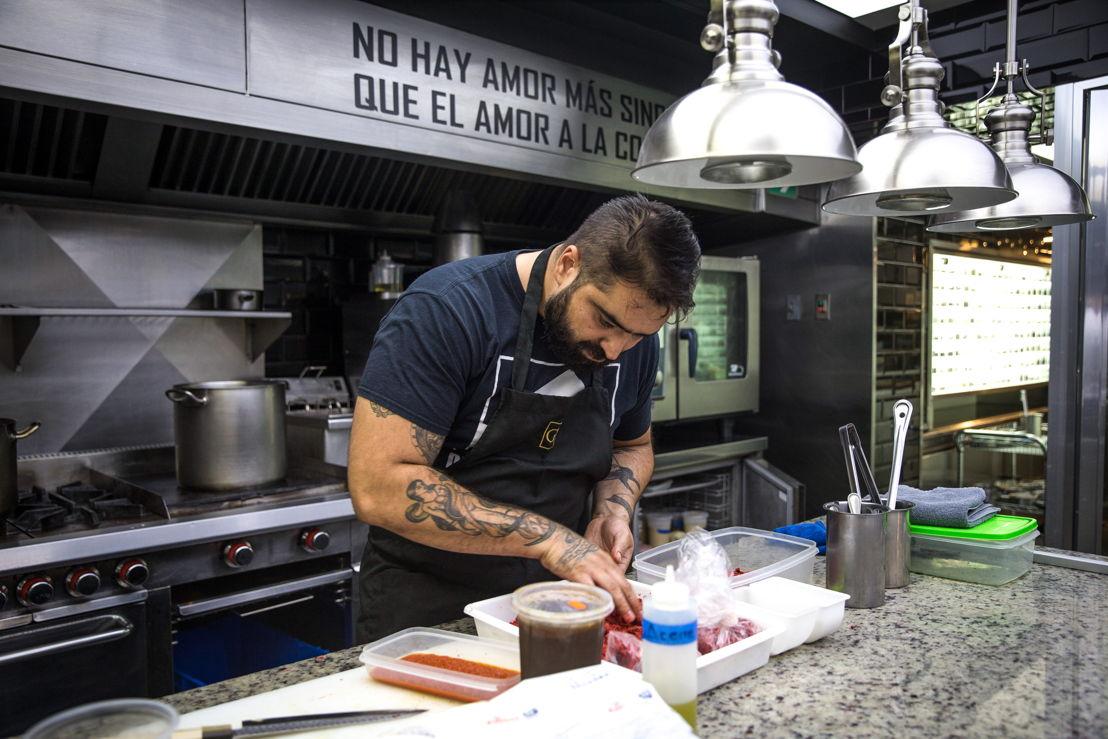 Chef Francisco Ruano
