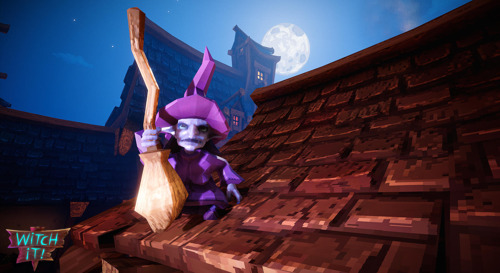 Daedalic Entertainment signs publishing deal for multiplayer 'hide & seek' game Witch It