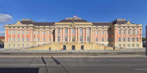GMA Garnet™ and the Brandenburg State Parliament