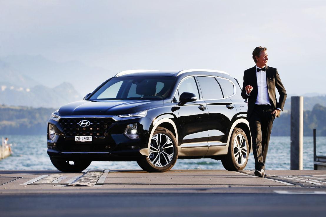 Rob Spence & All-New Hyundai Santa Fe