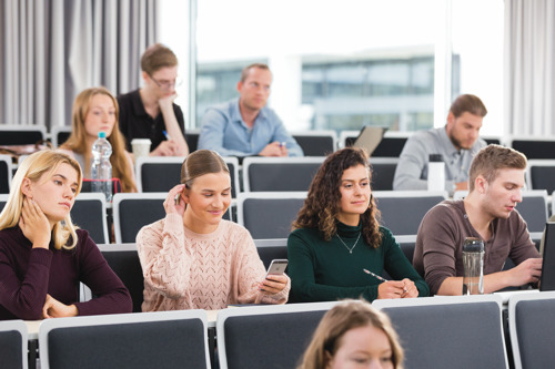 Optimal assistive listening experience for university students