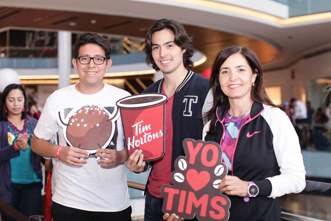 Ganadores Tim Hortons
