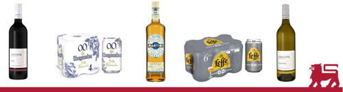 Verkoop van alcoholvrije dranken verdubbelt tijdens Tournée Minérale bij Delhaize