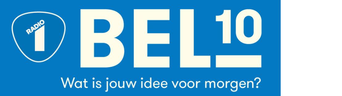Radio 1 maakt presentatieduo's BEL10 bekend