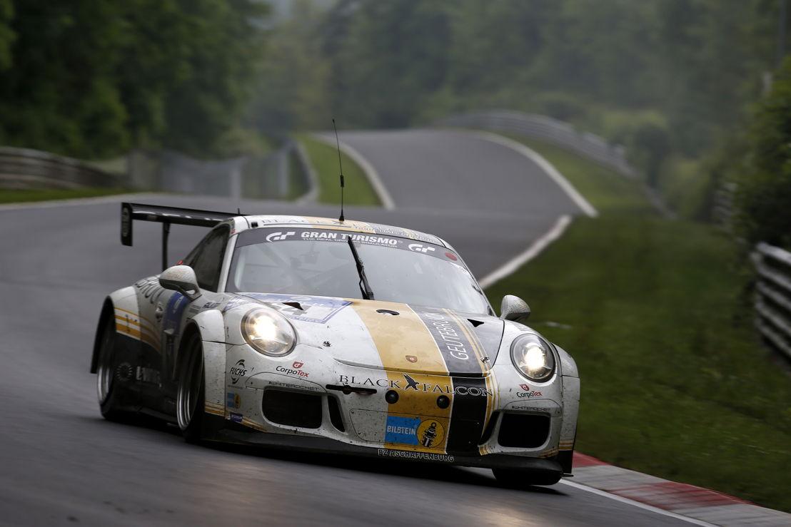 Porsche 991 GT3 Cup (64), Black Falcon Team TMD Friction: Arturo Devigus, Andreas Weishaupt, Alex Toril, Hannes Plesse