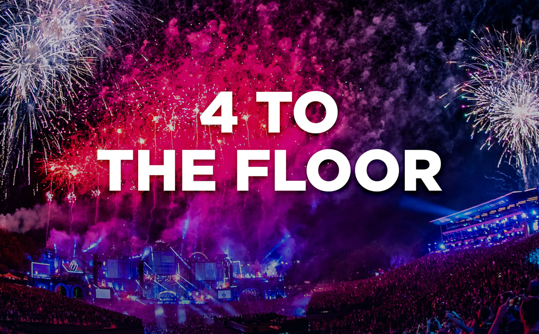 One World Radio introduces 4 To The Floor series