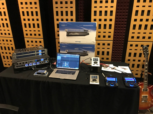 RME Holds Workshop Tutorials During Music Expo Nashville 2018
