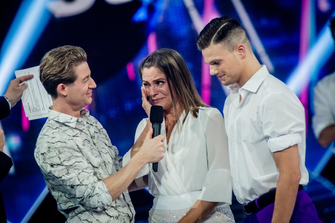 No more dancing voor Karen Damen in Dancing With The Stars