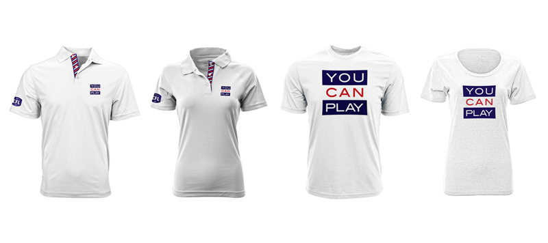 CFL/YCP Polo's and tees.