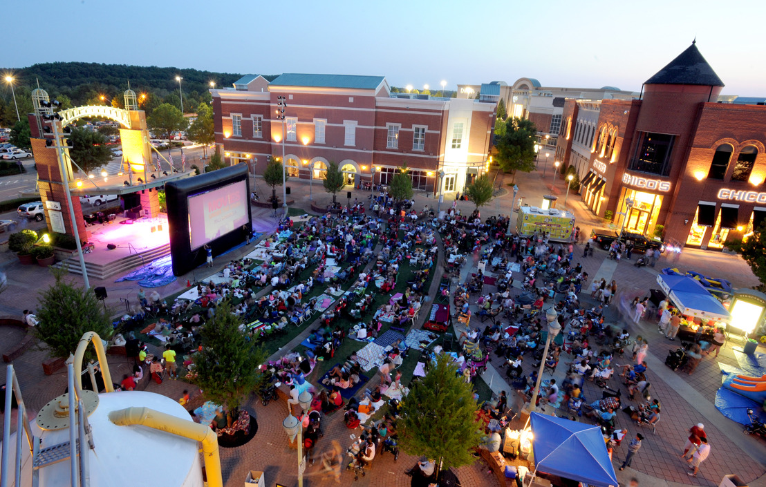'Movies Under The Stars' at Mall of Georgia: every Saturday now through July 29!
