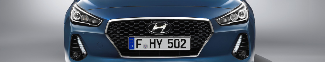 La voiture pour tous: New Generation Hyundai i30