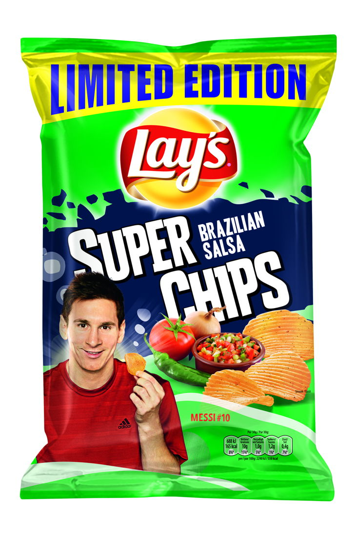 Lay's SuperChips 'Brazilian Salsa'