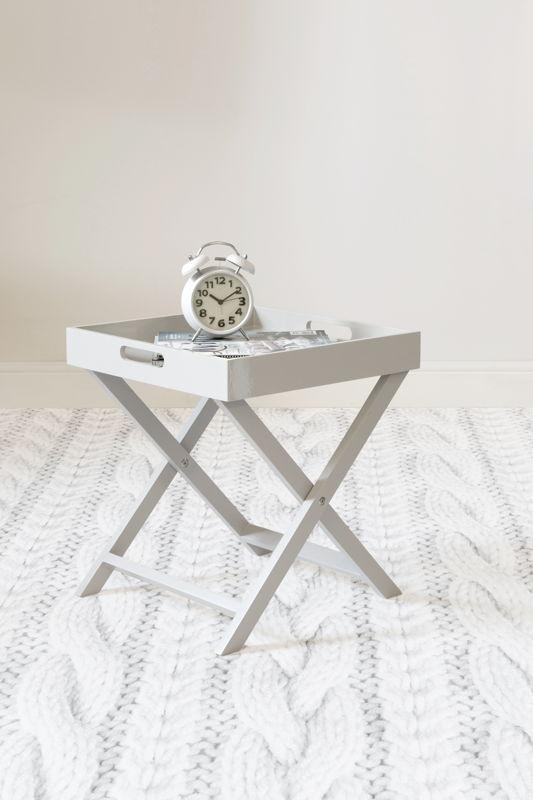 White Knit | Knit Effect Vinyl Flooring