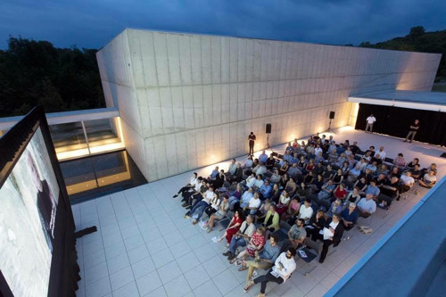 MAGAZZINO ITALIAN ART GALLERY BRINGS 'CINEMA IN PIAZZA' TO COLD SPRING, NY