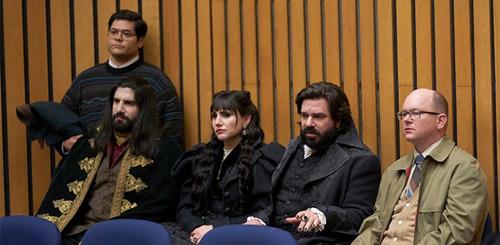 FX Orders Second Season of Hit Comedy What We Do In The Shadows