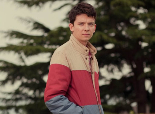 Acteur Asa Butterfield, alias Otis in Netflix' Sex Education, komt naar FACTS in Gent!
