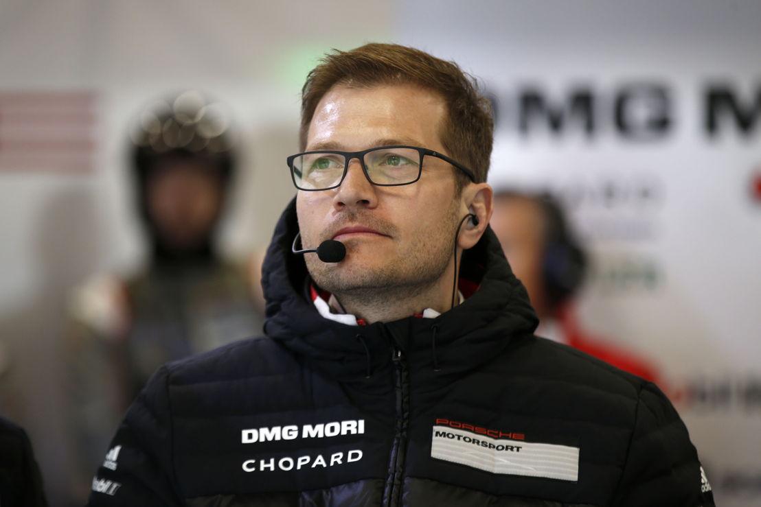 Andreas Seidl, Team Principal Porsche LMP Team