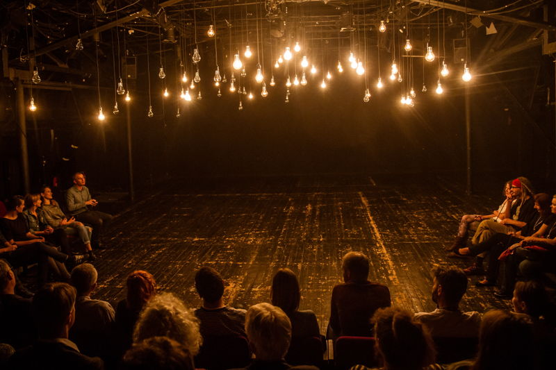 David Weber Krebs - Tonight, Lights out - 7/12 © Kasia Chmura-Cegiełkowska for Festival Ciało-Umysł