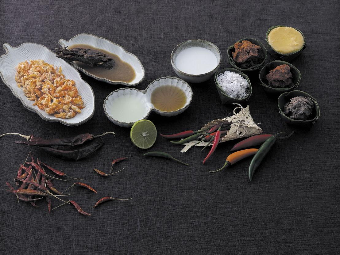 Thaise ingrediënten