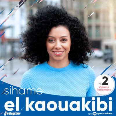 Sihame El Kaouakibi perskamer Logo