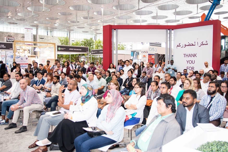 Audience at The Big 5 Qatar