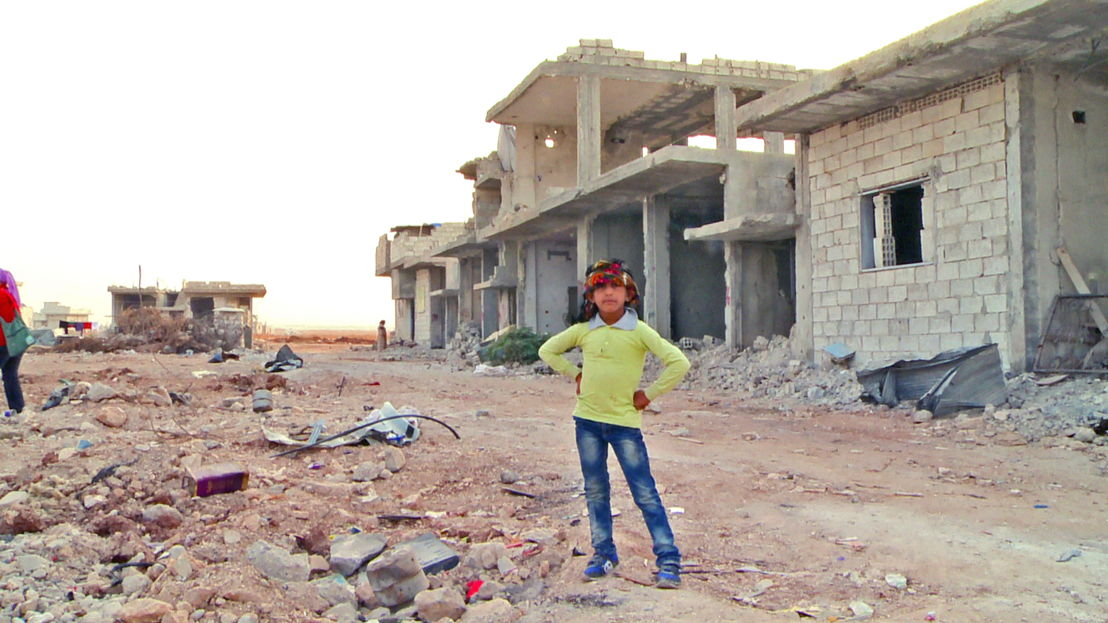 The Miracle of Kobani: Life After Islamic State - airs Monday June 13 at 8.30pm on ABC & iview
