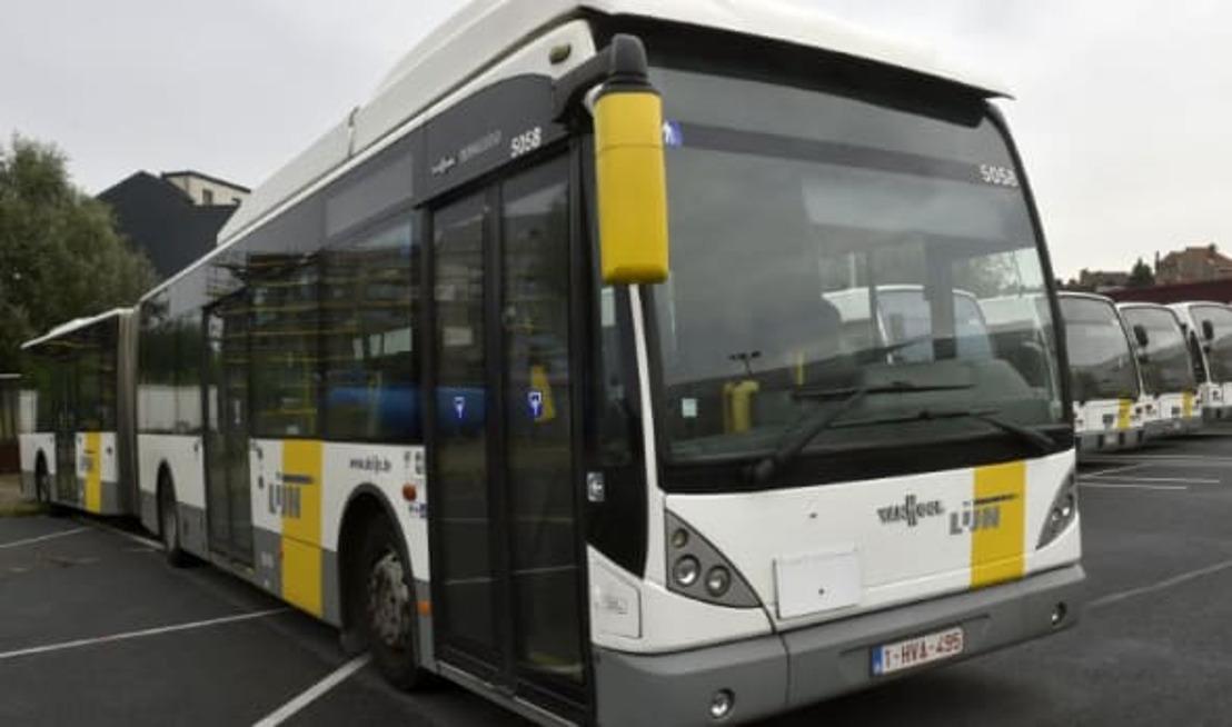 De Lijn trekt haar budgettaire lijnen in West-Vlaanderen