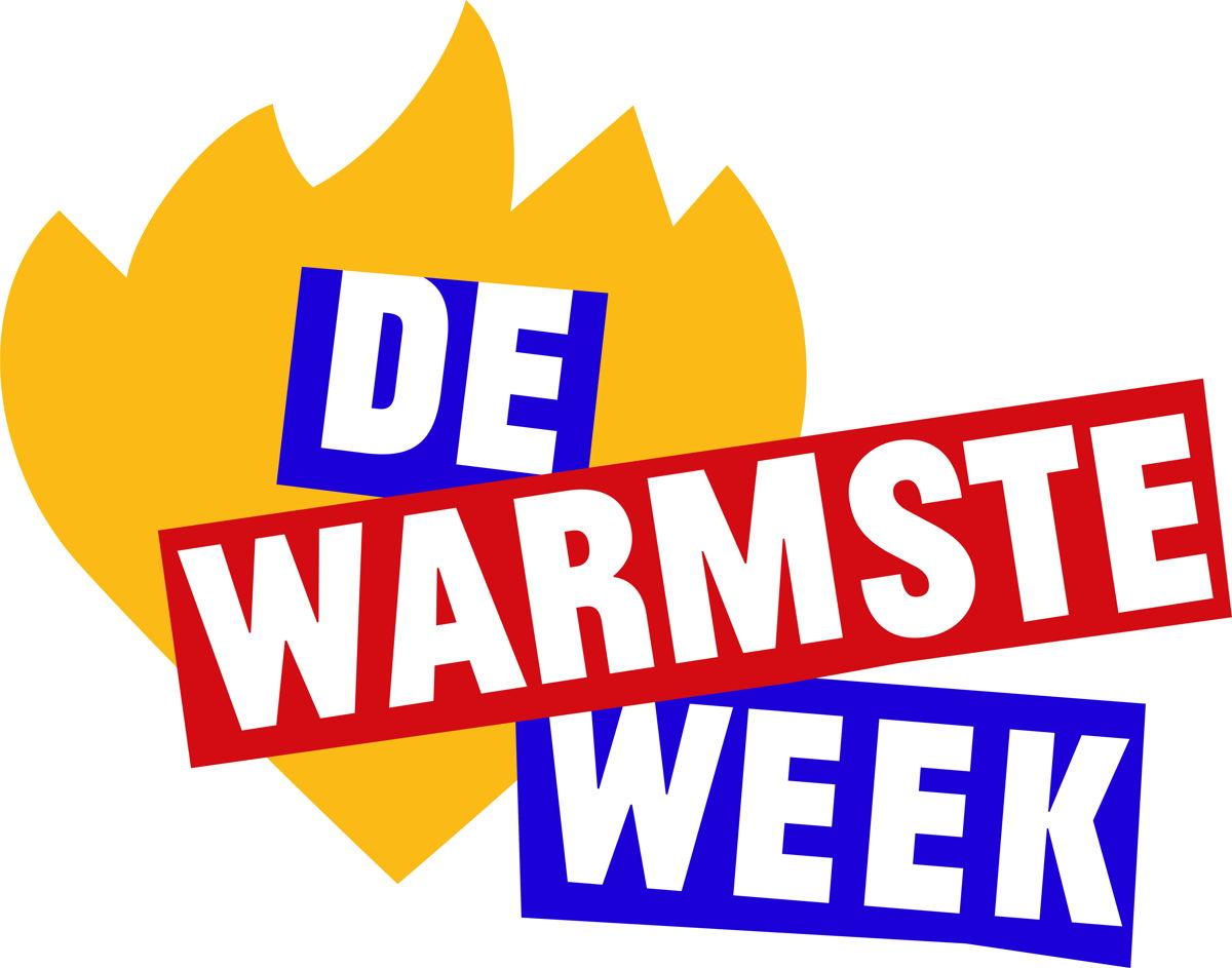 Logo De Warmste Week 2019