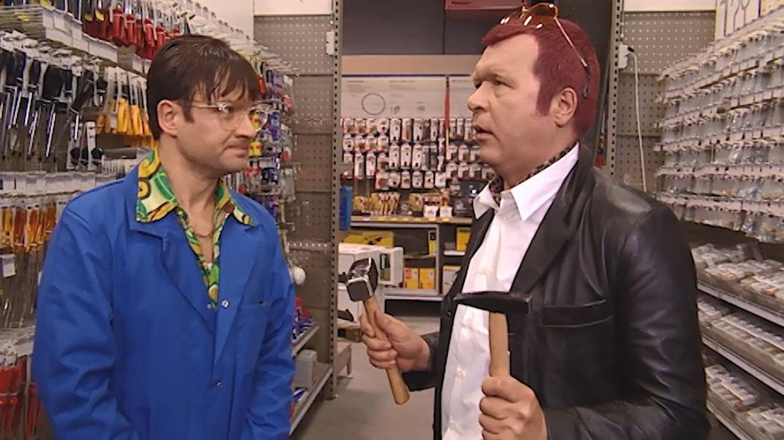 Hugo Matthysen in Het Peulengaleis - (c) Tubbax TV
