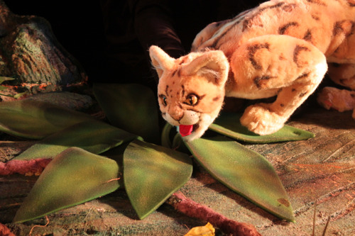 An unforgettable experience: Center for Puppetry Arts presents Rainforest Adventures, January 23-March 4