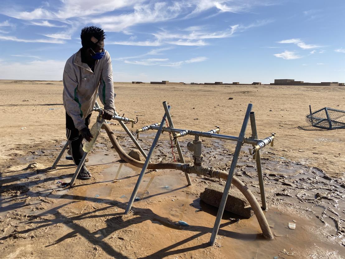 Argelia pone en peligro la vida de miles de migrantes al expulsarlos al desierto fronterizo con Níger