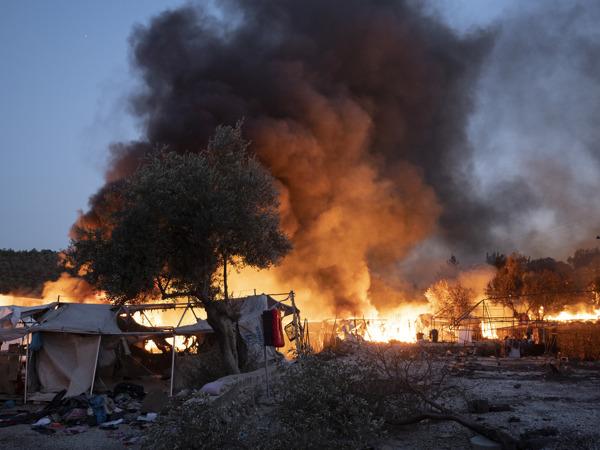 Preview: Cinco años de sufrimiento en las islas griegas