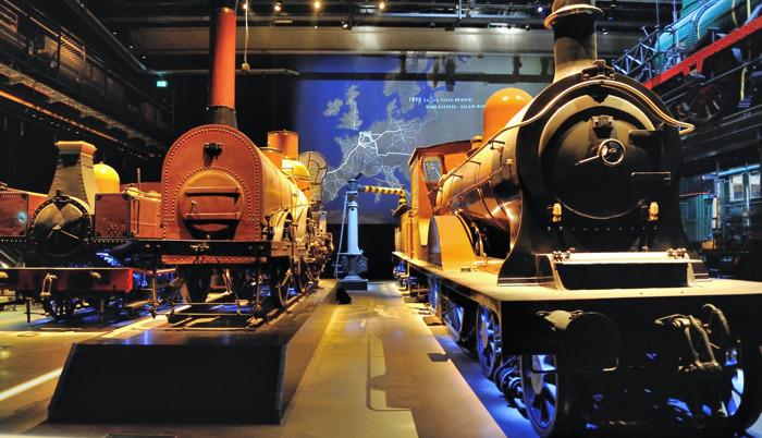 Bezoekcijfers van Train World museum blijven goed