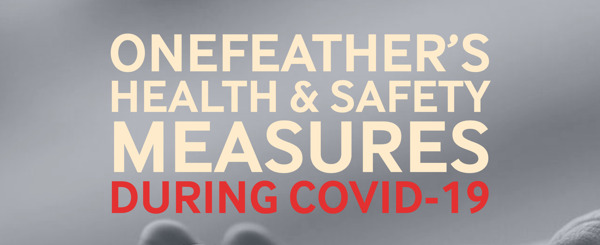 Preview: OneFeather's Health & Safety Measures During COVID-19